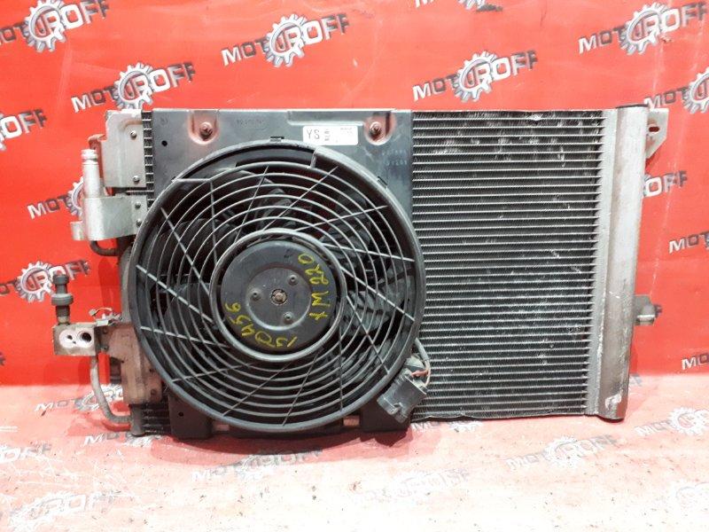 Радиатор кондиционера Subaru Traviq XM220 Z22SE 2000 (б/у)