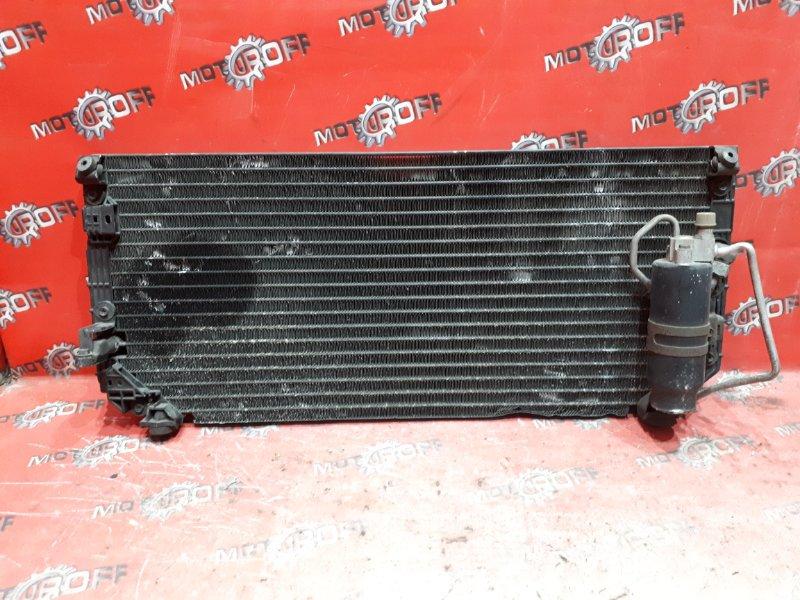 Радиатор кондиционера Toyota Sprinter Carib AE111 4A-FE 1995 (б/у)