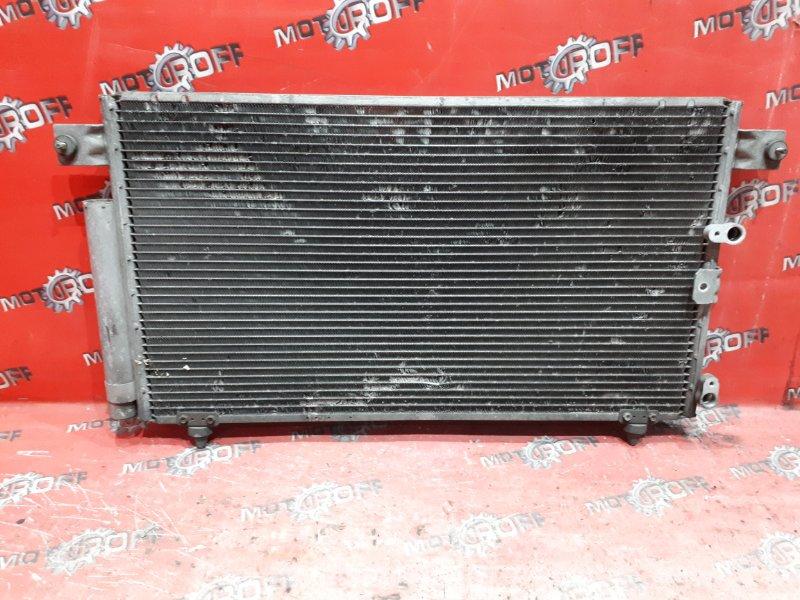 Радиатор кондиционера Toyota Prius NHW11 1NZ-FXE 1997 (б/у)