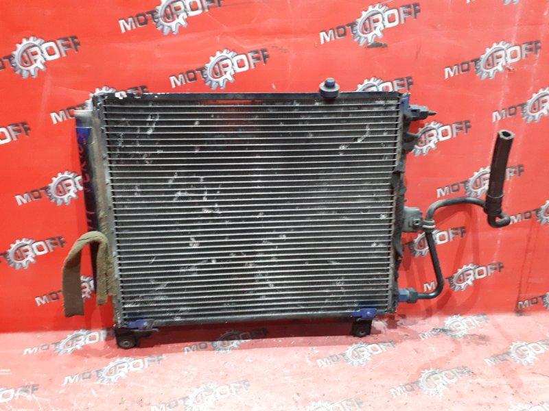 Радиатор кондиционера Daihatsu Terios J111G HC 1997 (б/у)