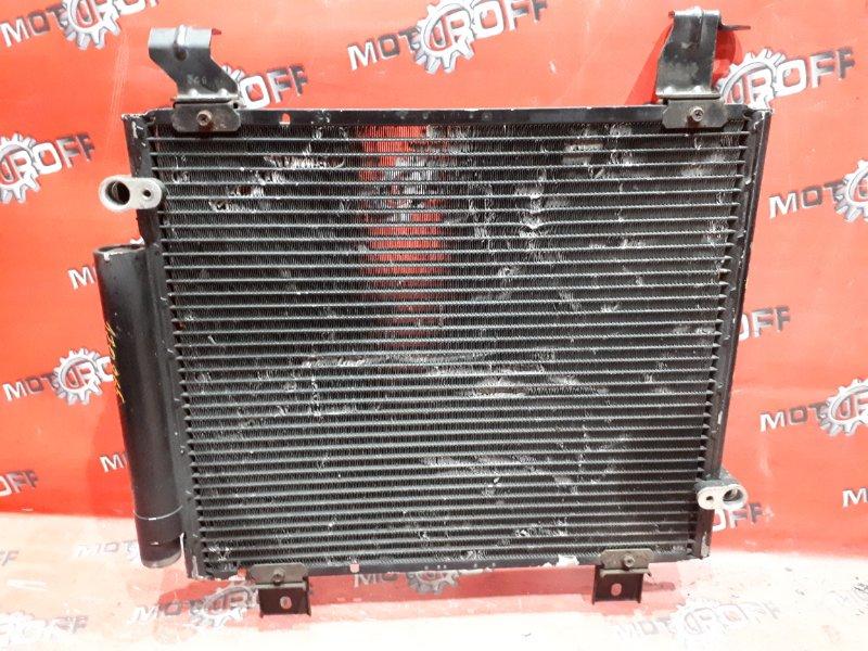 Радиатор кондиционера Daihatsu Yrv M211G K3-VE 2000 (б/у)