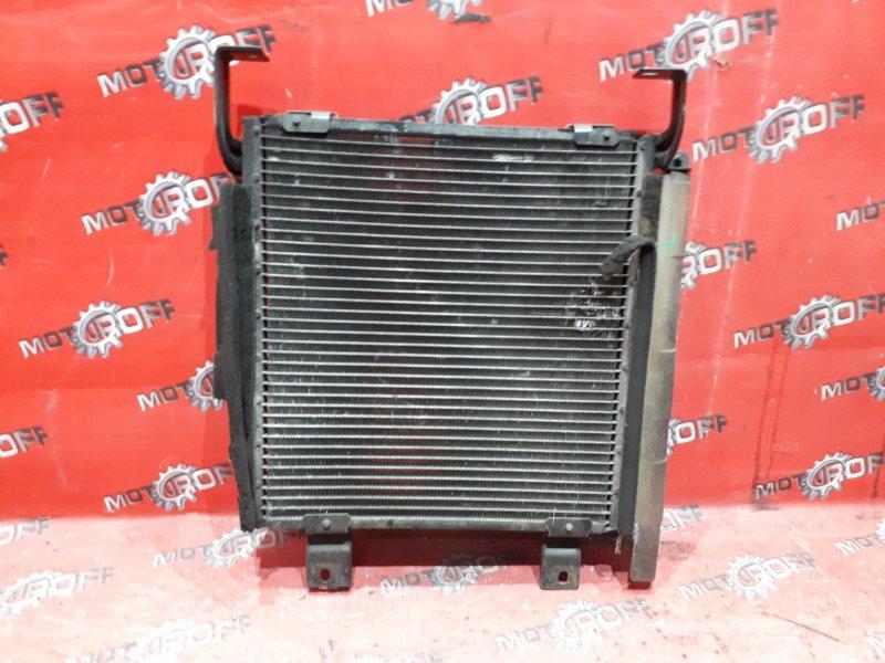 Радиатор кондиционера Toyota Duet M100A EJ-DE 1998 (б/у)