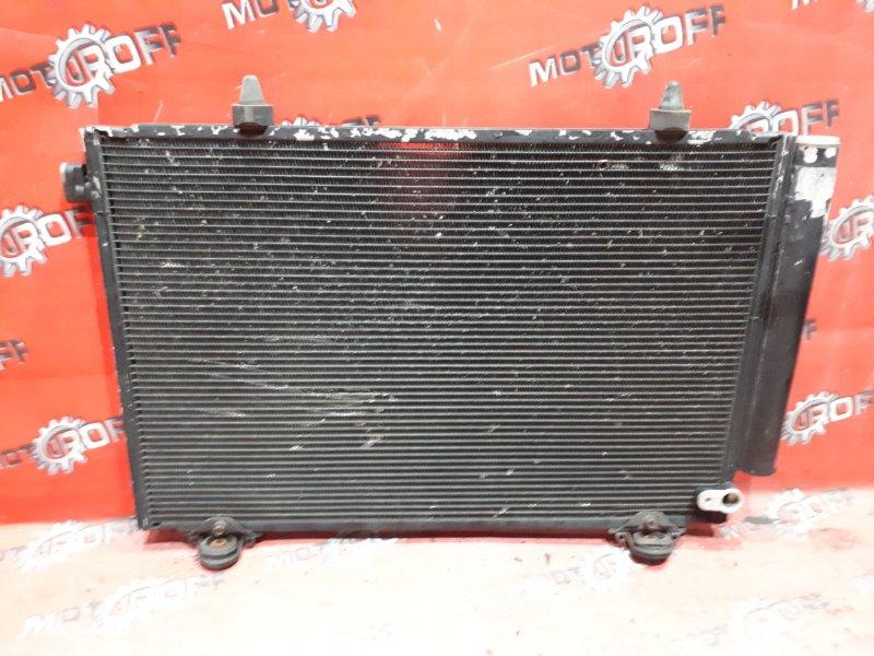 Радиатор кондиционера Toyota Probox NCP58G 1NZ-FE 2002 (б/у)
