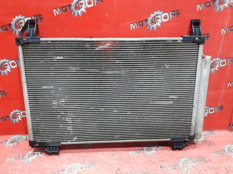 Радиатор кондиционера Toyota Belta KSP92 1KR-FE 2005 (б/у)