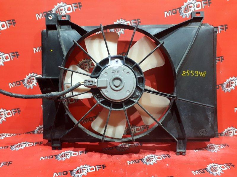 Диффузор Mazda Demio DE3FS ZJ-VE 2007 (б/у)