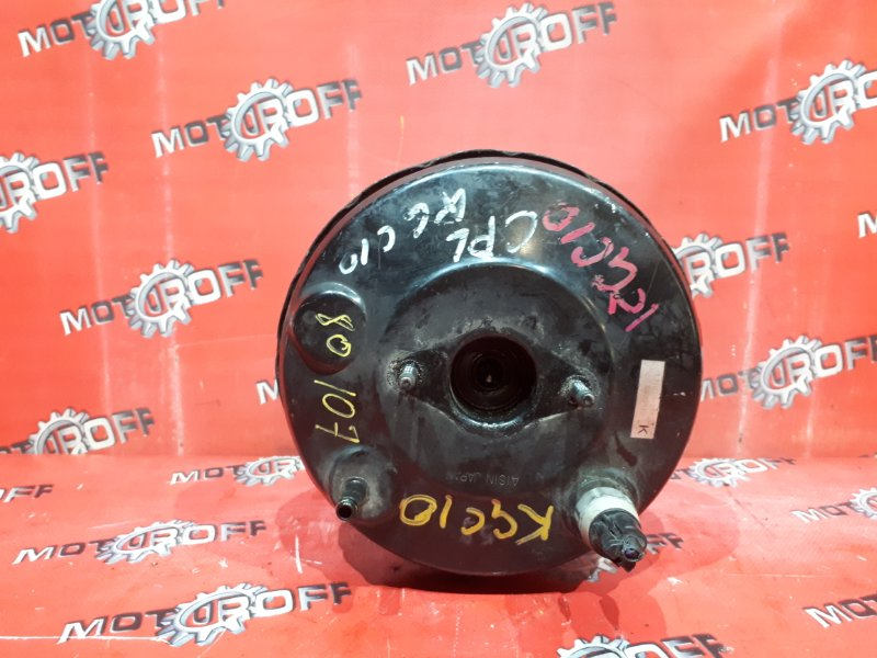 Вакуумный усилитель тормоза Toyota Passo KGC10 1KR-FE 2004 (б/у)