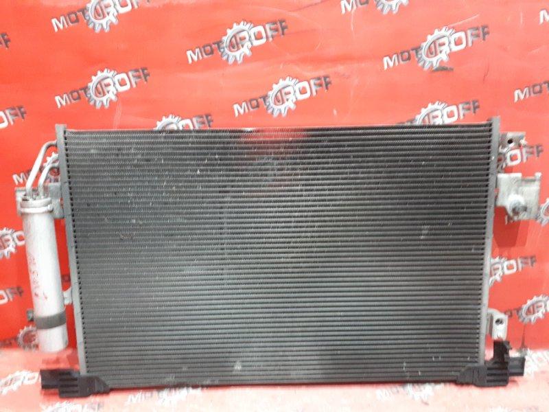 Радиатор кондиционера Mitsubishi Outlander Xl CW5W 4B12 2005 (б/у)