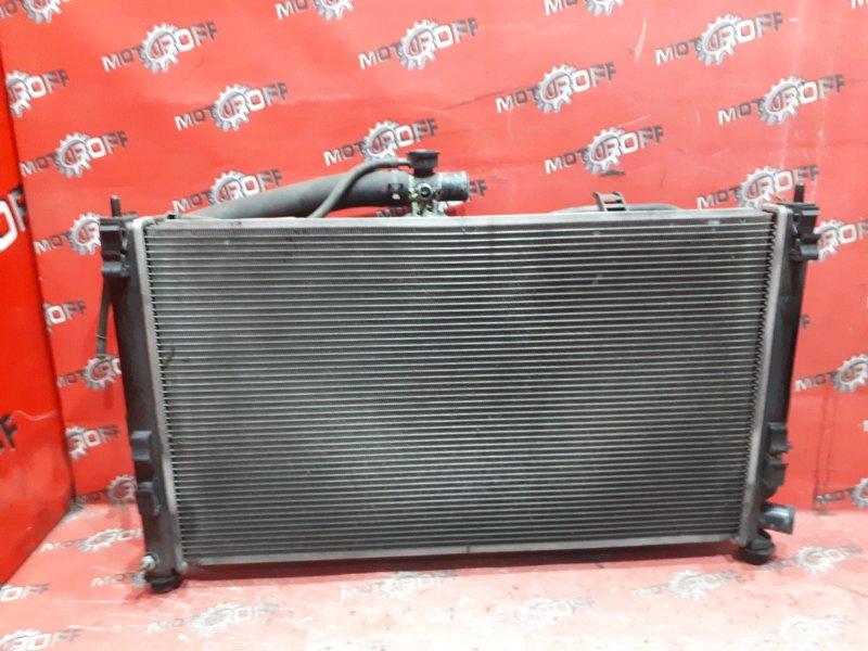 Радиатор двигателя Mitsubishi Outlander Xl CW5W 4B12 2005 (б/у)