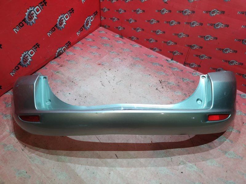 Бампер Mazda Demio DY3W ZJ-VE 2005 задний (б/у)