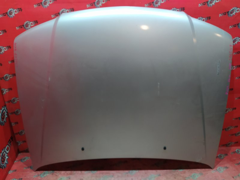Капот Nissan Bluebird QU14 QG18DE 1996 (б/у)