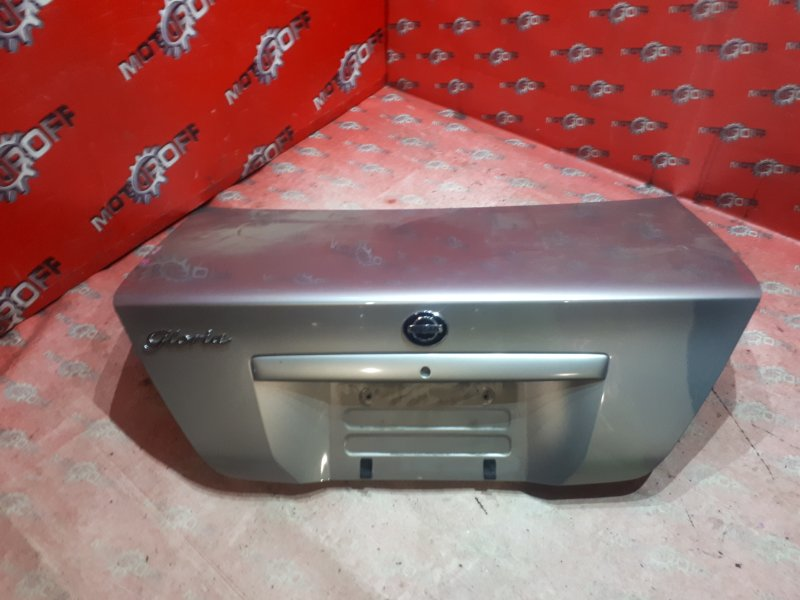 Крышка багажника Nissan Gloria HY34 VQ30DD 1999 задняя (б/у)