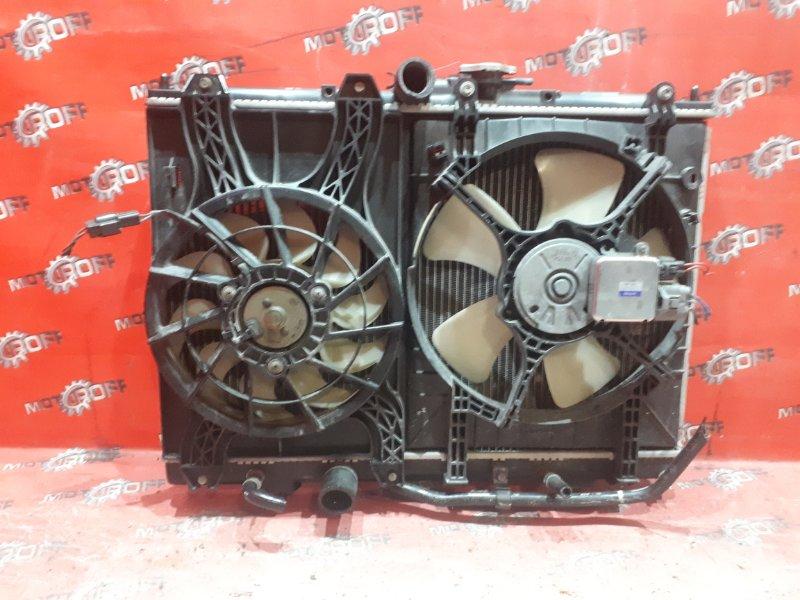 Радиатор двигателя Mitsubishi Pajero Io H77W 4G94 1998 (б/у)