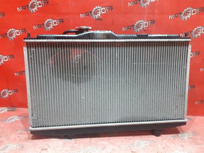 Радиатор двигателя Honda Accord Wagon CF6 F23A 1997 (б/у)