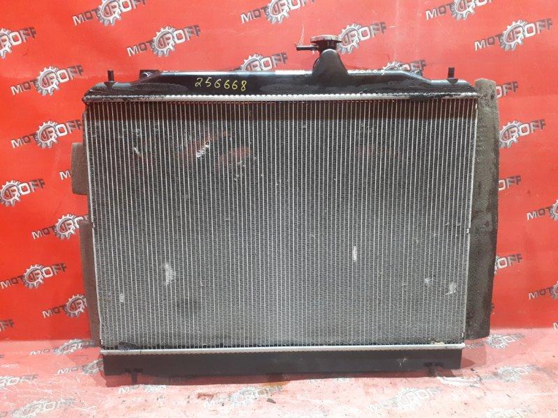 Радиатор двигателя Nissan Serena C25 MR20DE 2005 (б/у)