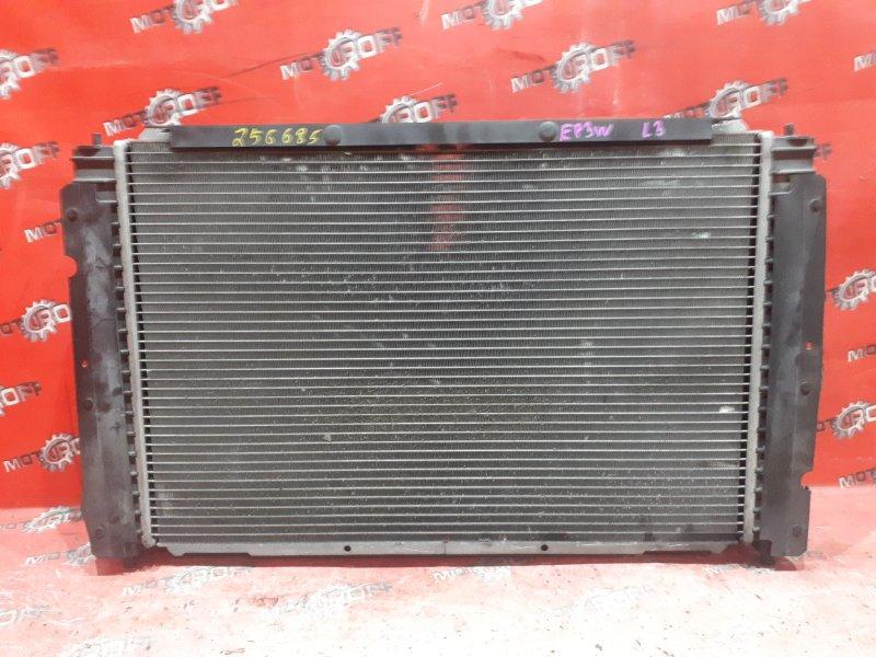 Радиатор двигателя Mazda Tribute EP3W L3-DE 2000 (б/у)