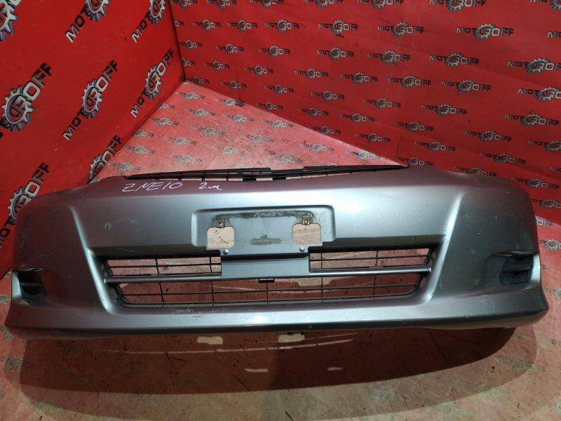 Бампер Toyota Wish ZNE10G 1ZZ-FE 2005 передний (б/у)