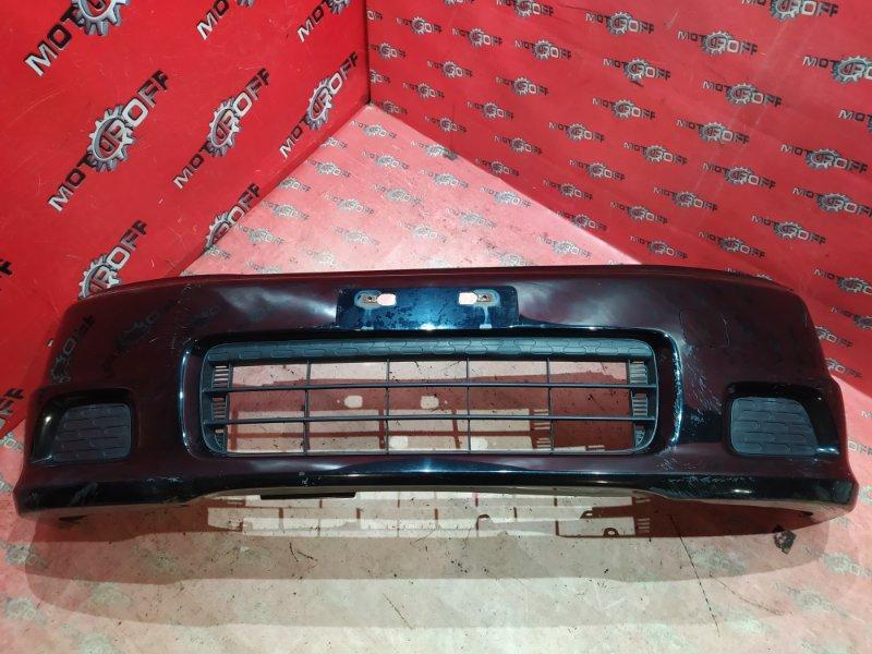 Бампер Honda Stepwgn RF7 K24A 2003 передний (б/у)