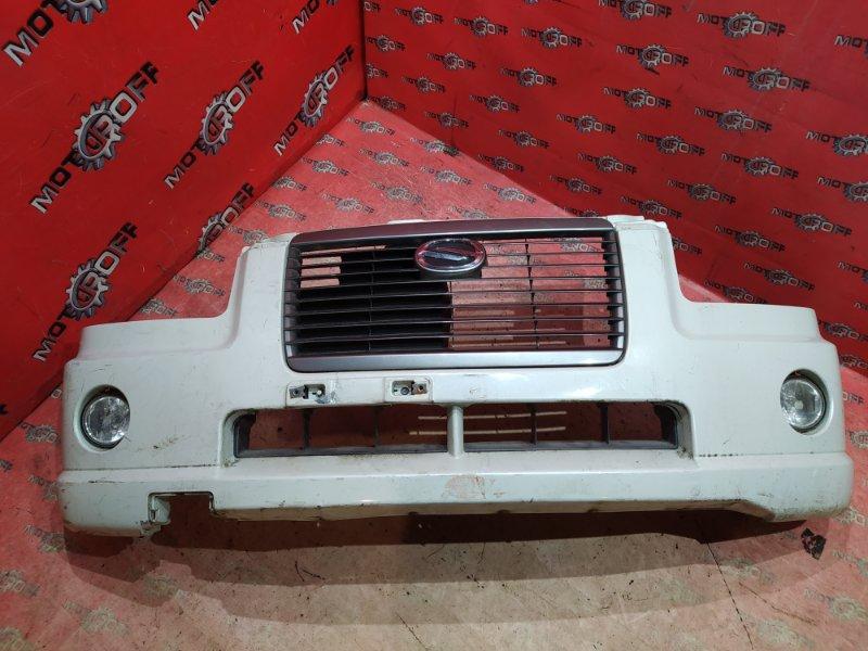 Бампер Suzuki Wagon R Solio MA34S M13A 2000 передний (б/у)