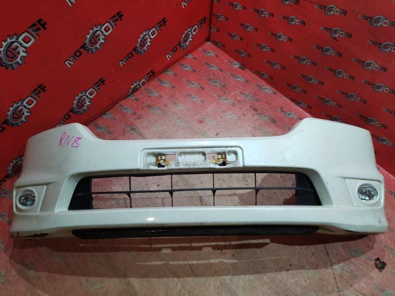 Бампер Honda Stream RN8 R20A 2006 передний (б/у)