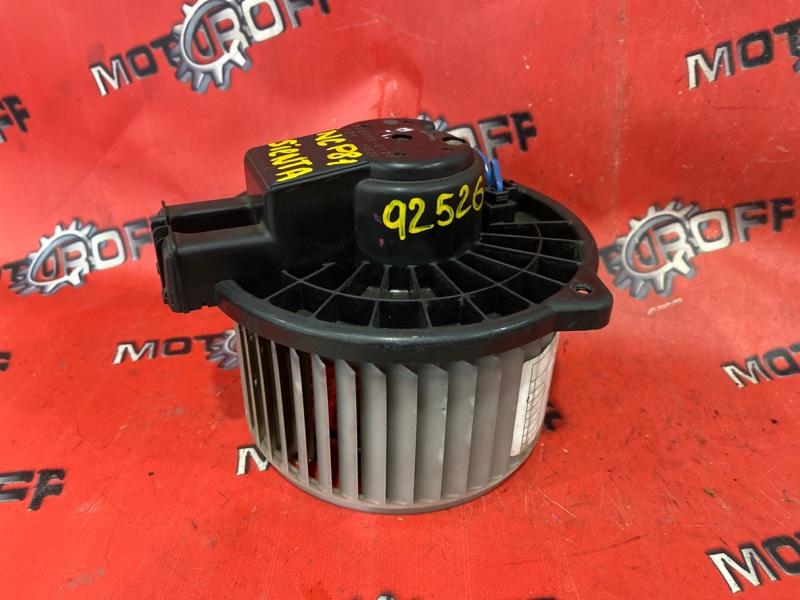 Вентилятор (мотор отопителя) Toyota Sienta NCP81 1NZ-FE 2003 (б/у)