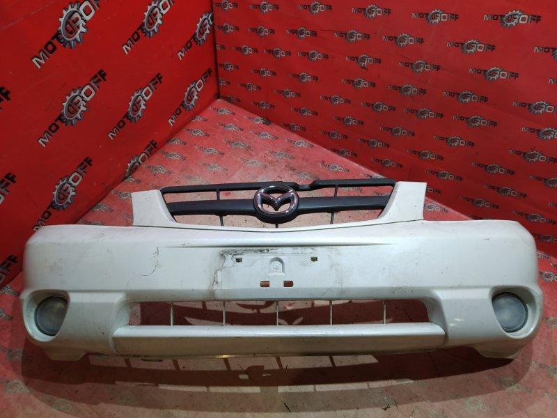 Бампер Mazda Tribute EP3W L3-DE 2000 передний (б/у)