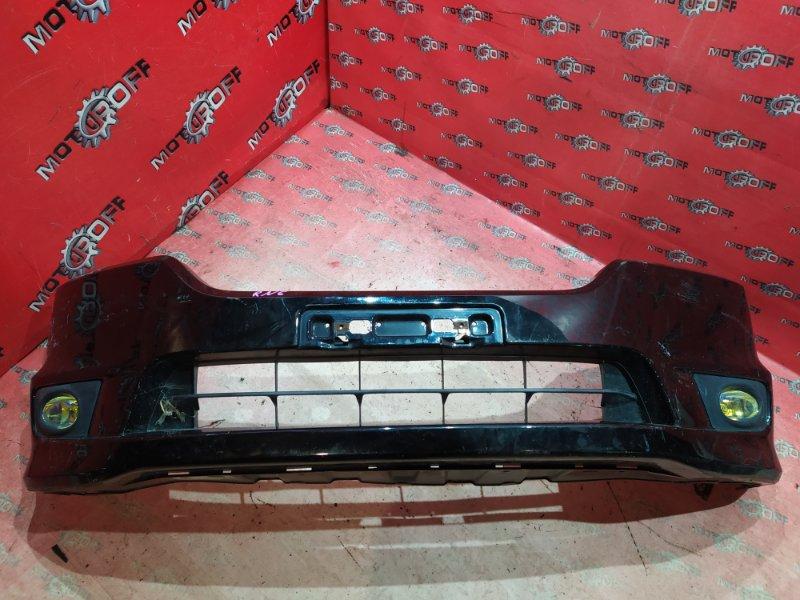 Бампер Honda Stream RN6 R18A 2006 передний (б/у)