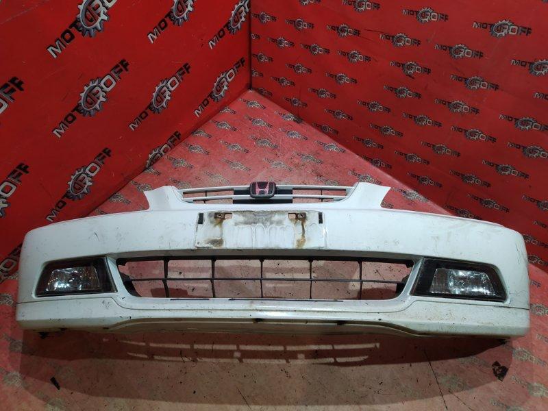 Бампер Honda Accord Wagon CF6 F23A 1997 передний (б/у)