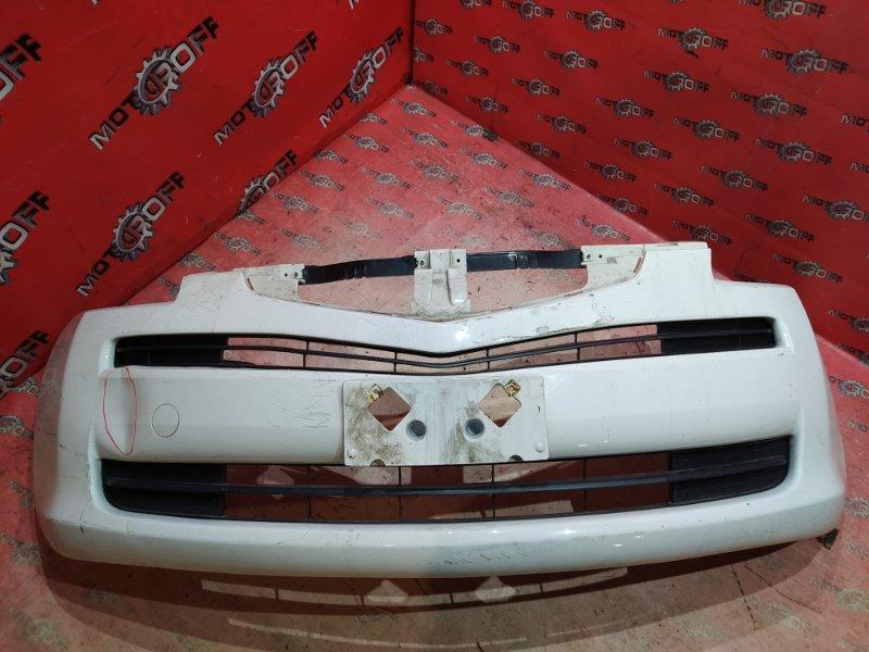 Бампер Toyota Ractis NCP100 1NZ-FE 2005 передний (б/у)