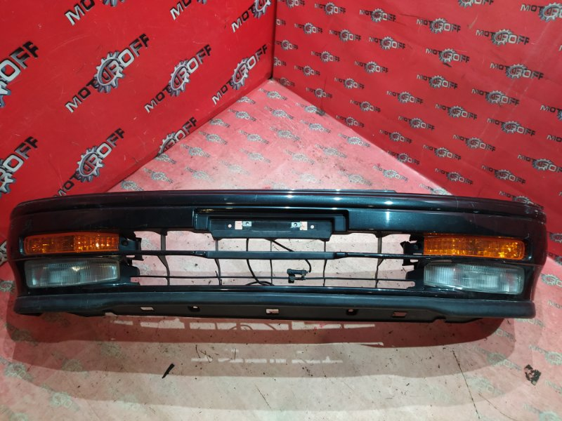 Бампер Honda Accord CB3 F20A 1989 передний (б/у)
