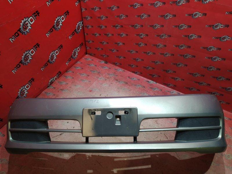 Бампер Nissan Liberty RM12 QR20DE 2001 передний (б/у)