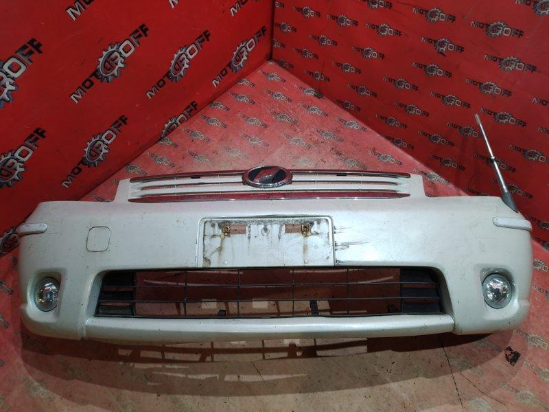 Бампер Toyota Raum NCZ20 1NZ-FE 2006 передний (б/у)