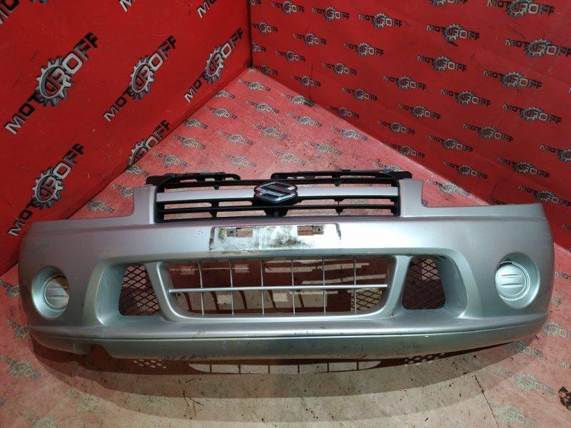 Бампер Suzuki Swift HT51S M13A 2000 передний (б/у)