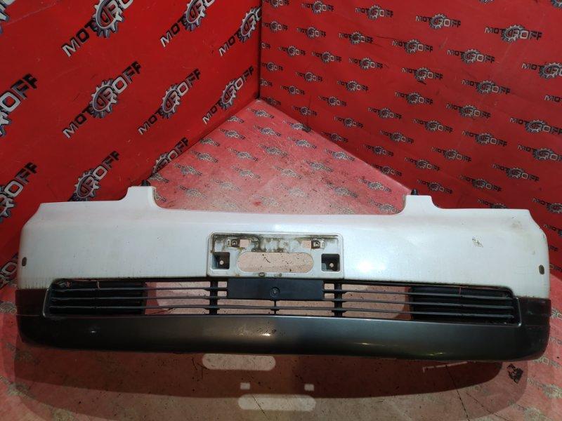 Бампер Mitsubishi Dion CR9W 4G63 2000 передний (б/у)