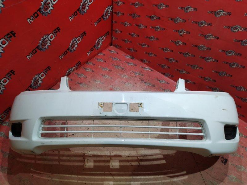 Бампер Toyota Corolla NZE121 1NZ-FE 2004 передний (б/у)