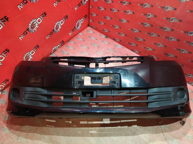 Бампер Toyota Passo Sette M502E 3SZ-VE 2008 передний (б/у)