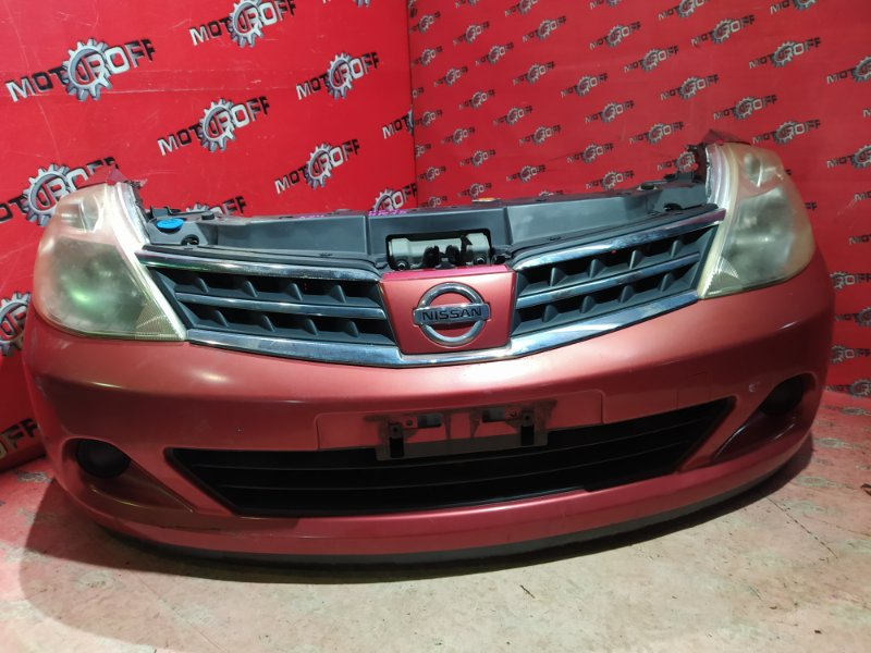 Nose cut Nissan Tiida C11 HR15DE 2004 (б/у)