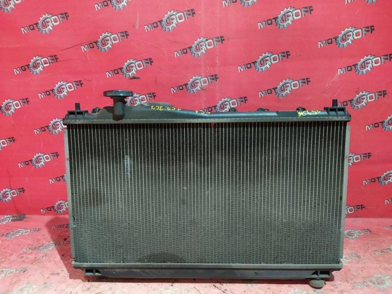 Радиатор двигателя Honda Civic EU1 D15B 2000 (б/у)
