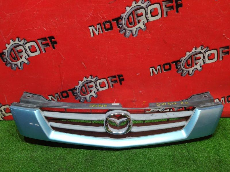 Решетка радиатора Mazda Demio DW3W B3 1999 (б/у)