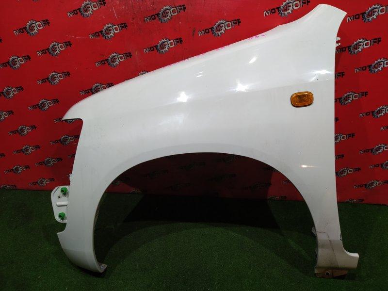 Крыло Toyota Probox NCP50V 2NZ-FE 2002 переднее левое (б/у)