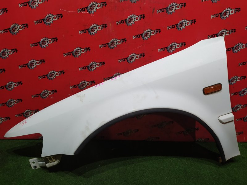 Крыло Honda Accord Wagon CF6 F23A 1997 переднее левое (б/у)