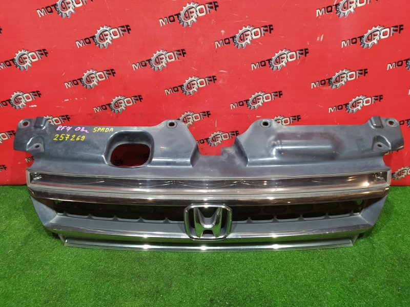 Решетка радиатора Honda Stepwgn RF7 K24A 2003 (б/у)