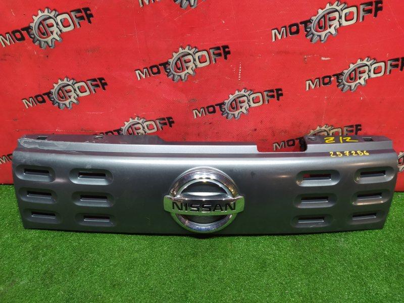 Решетка радиатора Nissan Cube Z12 HR15DE 2008 (б/у)