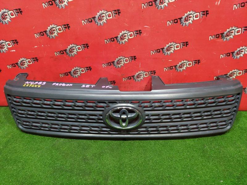 Решетка радиатора Toyota Probox NCP50V 2NZ-FE 2002 (б/у)