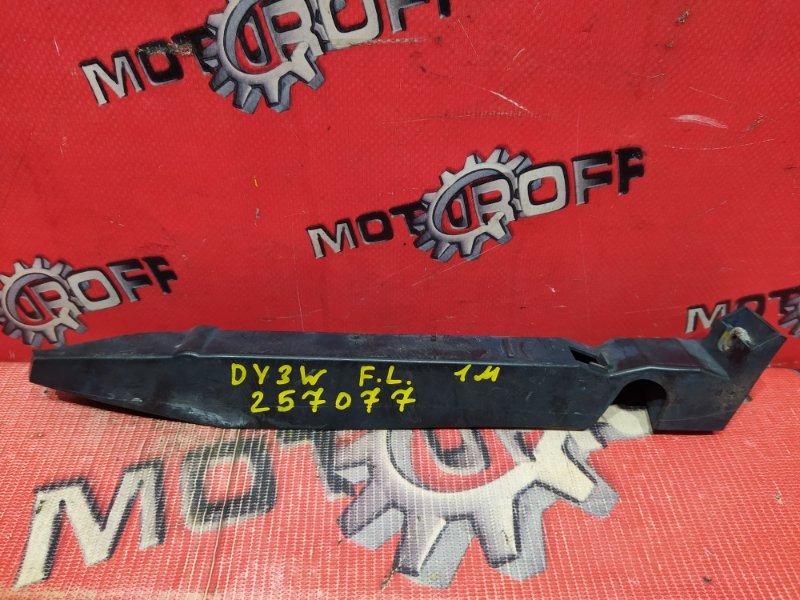 Клипса бампера Mazda Demio DY3W ZJ-VE 2002 передняя левая (б/у)