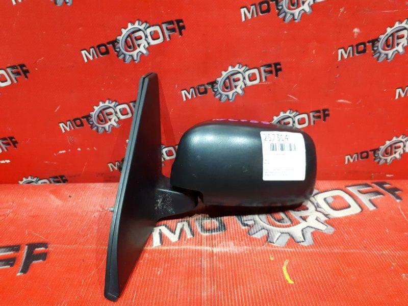 Зеркало боковое Toyota Probox NCP55V 1NZ-FE 2002 левое (б/у)