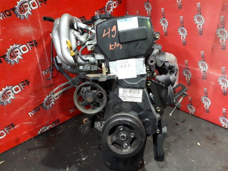 Двигатель Toyota Corsa EL51 4E-FE 1994 (б/у)