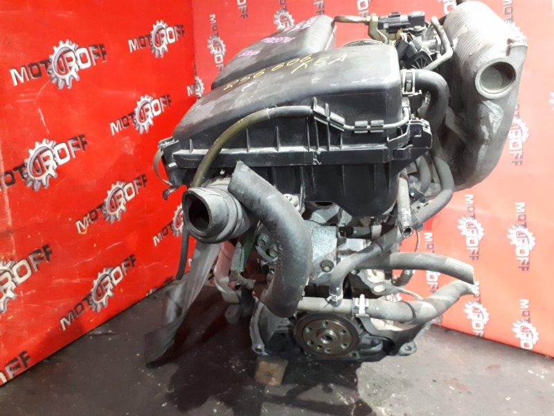 Двигатель Suzuki Wagon R MC21S K6A 1998 (б/у)