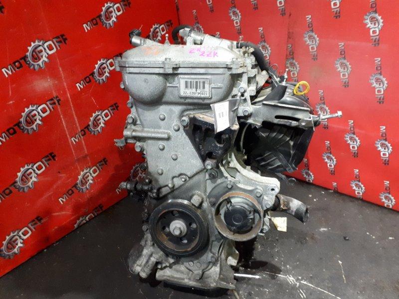 Двигатель Toyota Corolla Fielder ZRE144G 2ZR-FE 2006 (б/у)