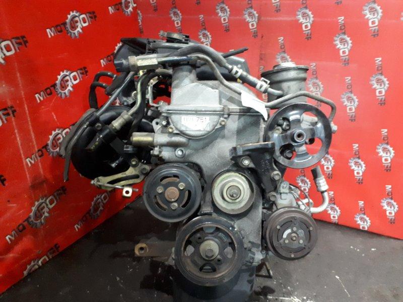 Двигатель Toyota Vitz SCP10 1SZ-FE 1999 (б/у)