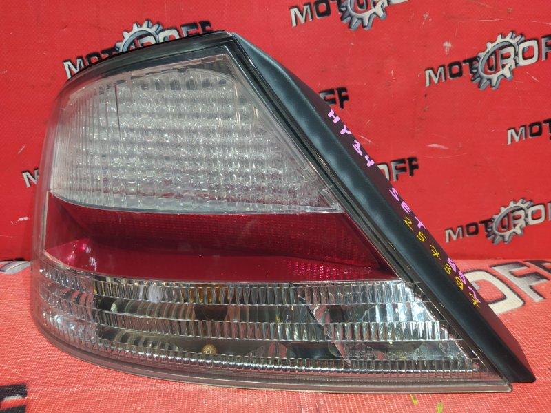 Фонарь (стоп-сигнал) Nissan Gloria HY34 VQ30DD 1999 задний левый (б/у)